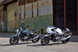 Nouvelles BMW R nineT RACER et R nineT PURE - medium