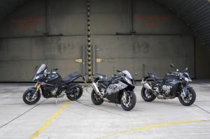 Nouvelles BMW S1000RR, S1000R et S1000XR - medium