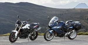 Nouvelles BMW F 800 R et BMW F 800 GT - medium