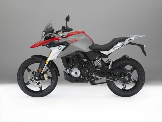 Nouvelle BMW G310GS - large #1