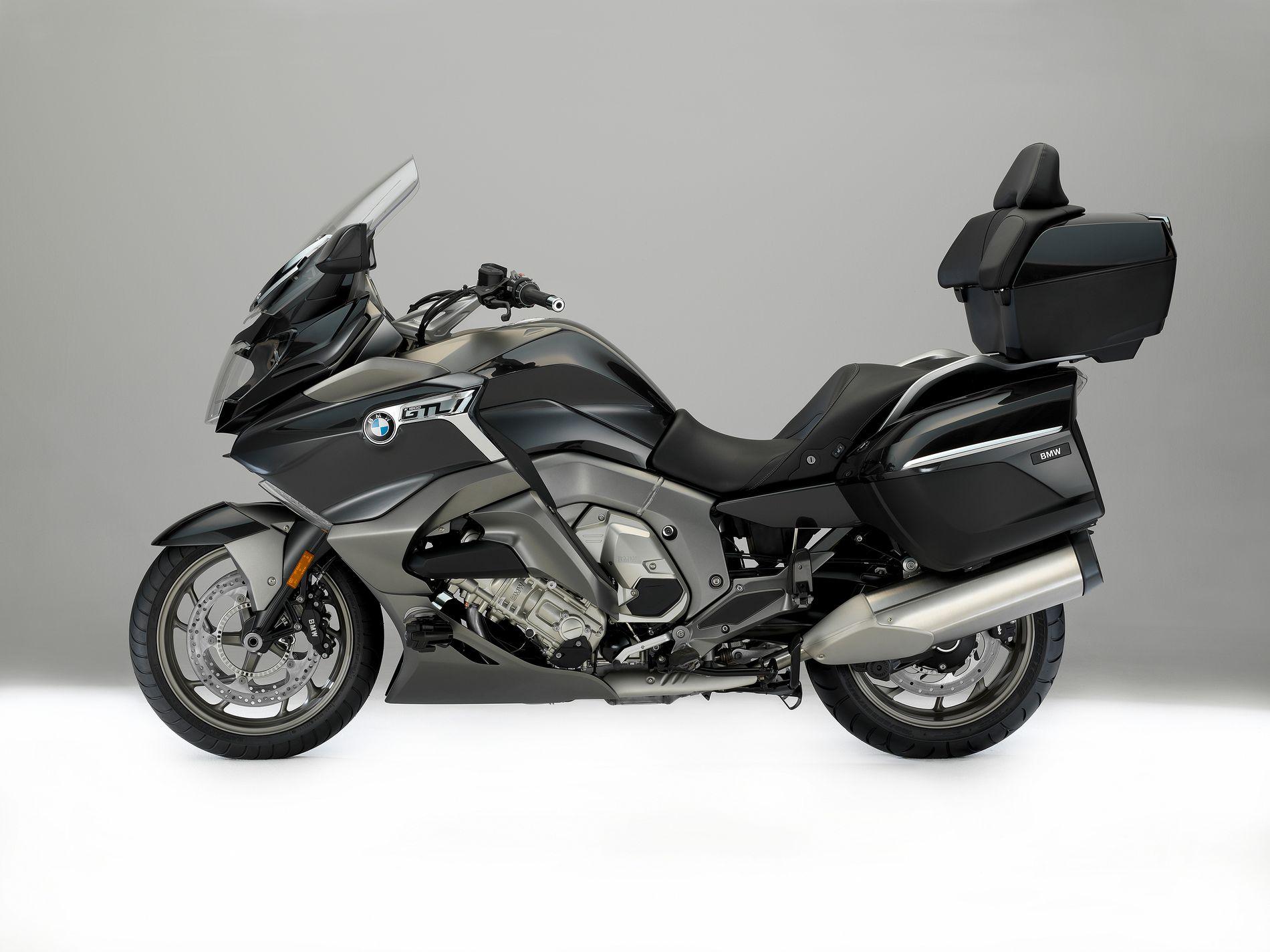 Nouvelle BMW K1600GTL - medium