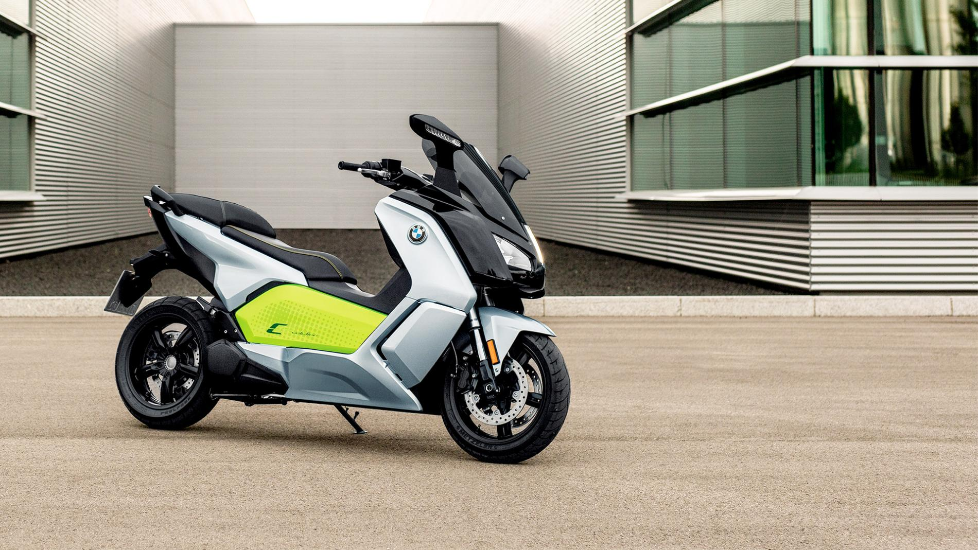 BMW C evolution - medium