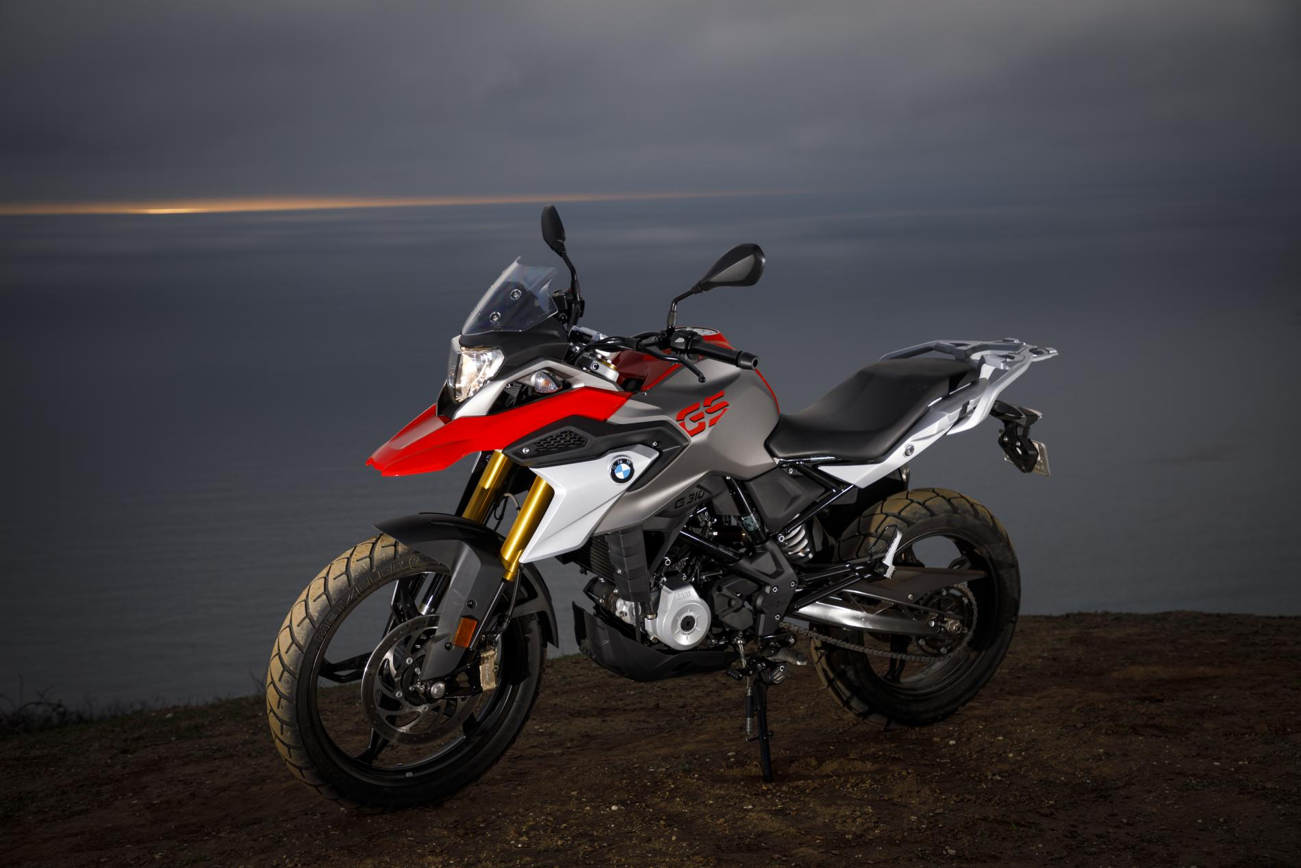 BMW G 310 GS - medium