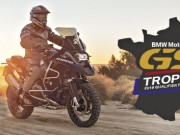 Balade moto au GS TROPHY - thumbnail #1
