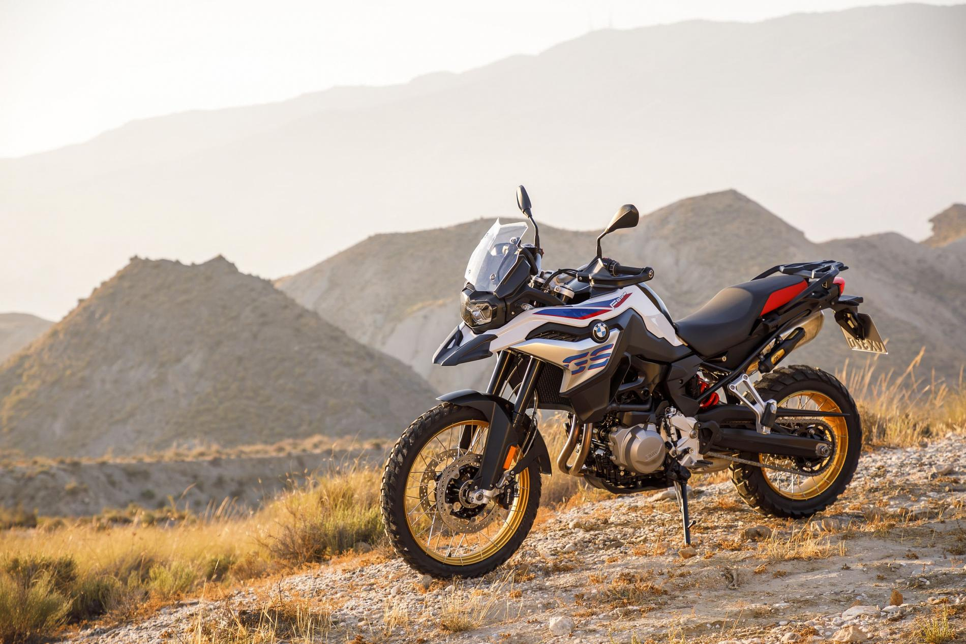 BMW F 850 GS - medium