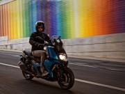 Le nouveau scooter BMW C 400 X. - thumbnail #1
