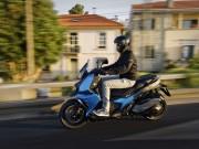 Le nouveau scooter BMW C 400 X. - thumbnail #2