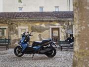 Le nouveau scooter BMW C 400 X. - thumbnail #3