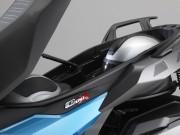 Le nouveau scooter BMW C 400 X. - thumbnail #17