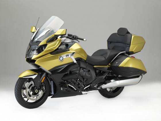 Nouvelle BMW K 1600 Grand America. - large #1