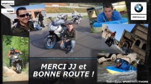 Bonne route JJ ! - medium