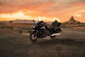 Nouvelle BMW K 1600 Grand America. - medium