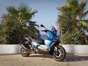 Le nouveau scooter BMW C 400 X. - thumbnail #18
