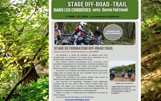 Stage Off-Road Trail dans les Corbières - large #1