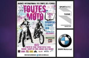 SPORT MOTO THOME, partenaire de la JOURNEE INTERNATIONALE DES FEMMES - medium