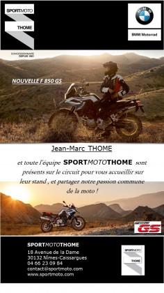SPORTMOTOTHOME, partenaire du CHAMPIONNAT DE FRANCE DE SIDE CROSS ET MOTO CROSS à BEAUVOISIN - large #1
