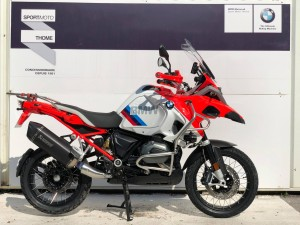 R 1200 GS Adventure – prepa Dakar Marlboro - medium
