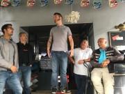 Balade SPORT MOTO THOME  « LOZERE CLASSICO » vue par Niko - thumbnail #4