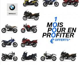 OFFRE EXCEPTIONNELLE MOTOS NEUVES -1000 € offerts + reprise de votre moto* - medium