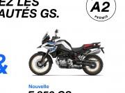 SPIRIT OF GS – Nouveautés F750GS F850GS à l'essai - thumbnail #12