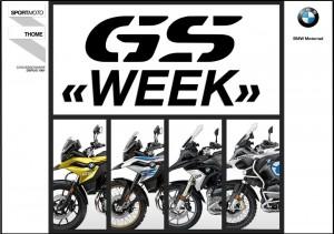 « GS WEEK » Venez vivre les 7 jours 100% GS Chez SPORTMOTOTHOME - medium