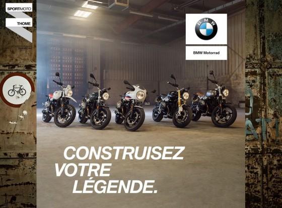 GAMME HERITAGE   –    L'esprit « REVIVAL » de BMW Motorrad - large #1
