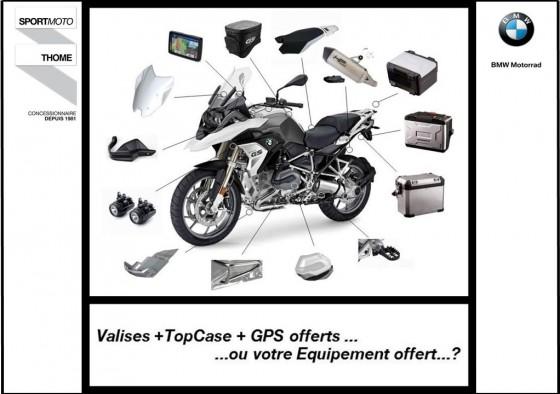 OPERATION R 1200 GS – «LES SUREQUIPEES BMW MOTORRAD « - large #1