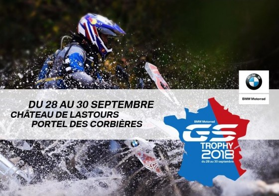 GS TROPHY 2018 – Save The Date ! - large #1