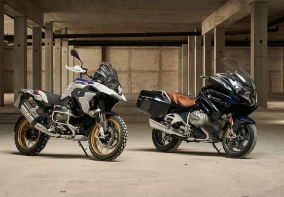Découvrez les NOUVELLES R 1250 GS et R 1250 RT - large #1
