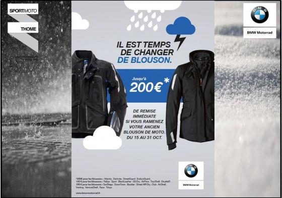 OPERATION BLOUSON BMW - large #1