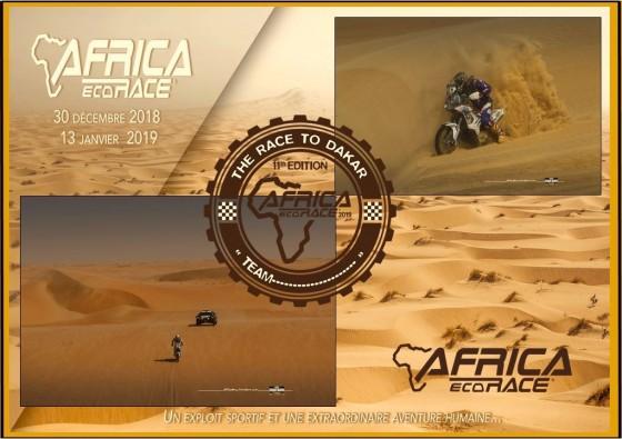 SOIREE PRESENTATION AFRICA ECO RACE 2019 - large #1