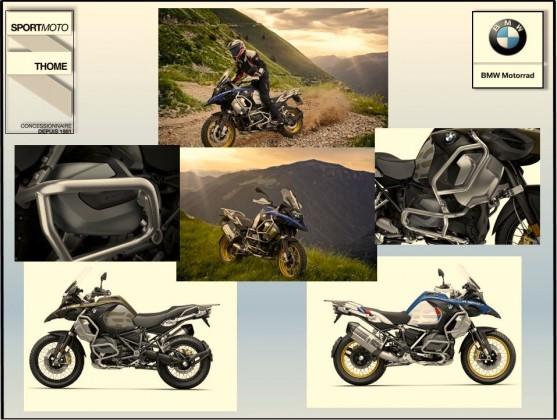 ARRIVEE DANS VOTRE CONCESSION DES R 1250 GSA HP & EXCLUSIVE - large #1