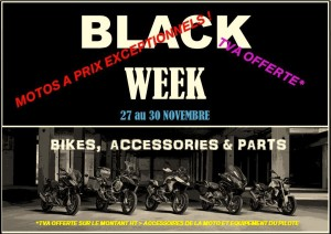 BLACK WEEK DU 27 AU 30 NOVEMBRE - medium