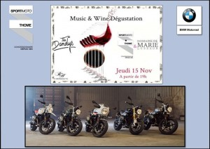 SOIREE GAMME BMW Motorrad HERITAGE - medium