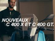 NOUVEAU C 400 X & C 400 GT - thumbnail #1