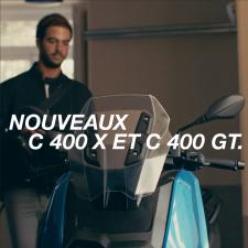 NOUVEAU C 400 X & C 400 GT - medium