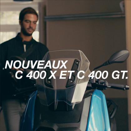 NOUVEAU C 400 X & C 400 GT - large #1