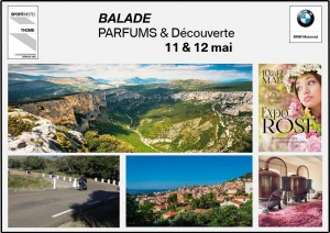 BALADE PARFUMS & DECOUVERTE les 11 et 12 MAI - medium