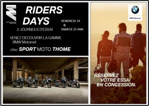 [RIDERS DAYS] 2 JOURNEES D'ESSAI 24 & 25 MAI - medium