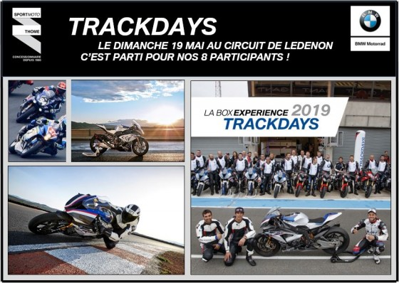 TRACKDAYS CIRCUIT DE LEDENON - large #1