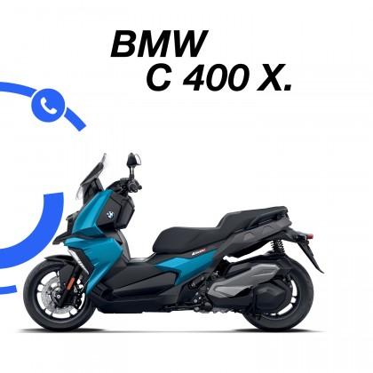 [C400 GT & 400 X] pour 99€ et 89€ / mois* - large #1