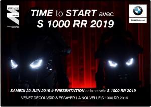 [S 1000 RR 2019] Elle est là ! - medium
