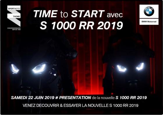 [S 1000 RR 2019] Elle est là ! - large #1