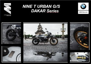 [NINE T URBAN G/S DAKAR Series] - medium