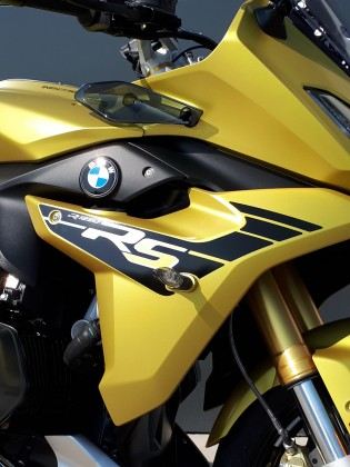 [LA NOUVELLE BMW R 1250 RS] - large #1