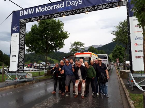 [GARMISCH 19 # GAP] BMW Motorrad DAYS 2019 - large #1