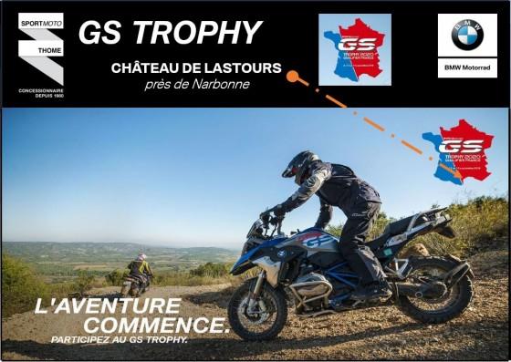 [GS TROPHY 2019] – L'Aventure commence ! - large #1