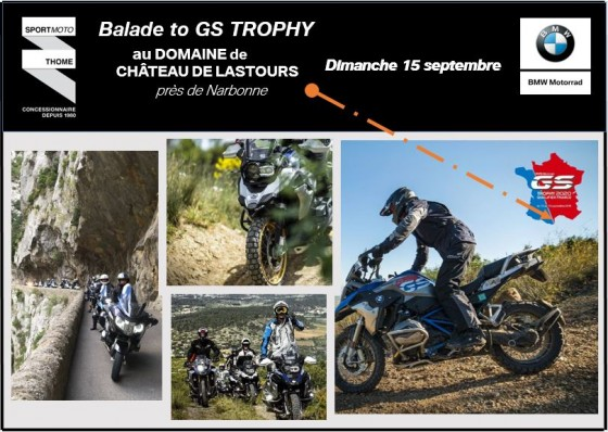 [Balade to The GS TROPHY] – dimanche 15 septembre 2019 - large #1