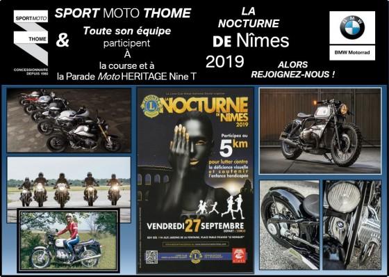 [LA NOCTURNE de Nîmes] – Vendredi 27 septembre 2019 - large #1