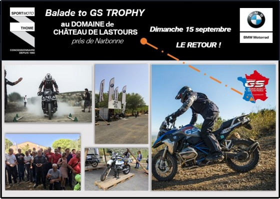 [Balade To The GS TROPHY - Le Retour] - large #1